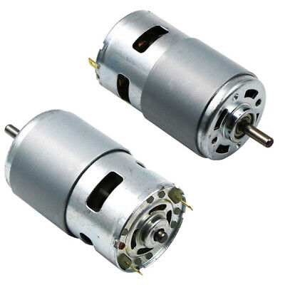 12v 1.2a High Power Speed Large Torque 775795895 Electric Motor 5mm Shaft
