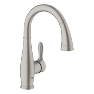 Grohe 30296DC1 Parkfield Single Handle Kitchen Faucet
