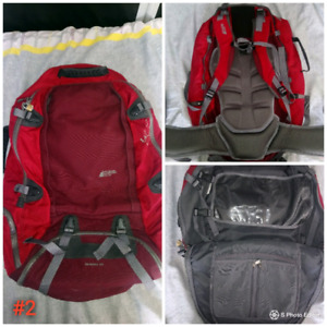 HIKING BACKPACKS RUSH SALE