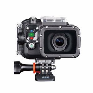 AEE S71 4 K Ultra HD Action Camera & WiFi (OPEN BOX)
