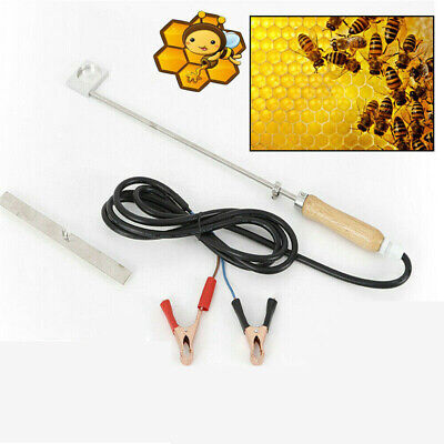 Beekeeping Oxalic Acid Vaporizer Bee Varroa Mites Treatment Heater Evaporator