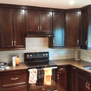 Kitchen cabinet refacing kijiji free classifieds in for Kitchen cabinets kijiji