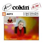 Cokin Filter A673 Center Spot Yellow/Pink