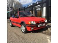 1987 Peugeot 205 CTI 1.6 CABRIOLET