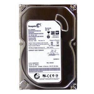 "3.5"" Used SATA Hard Driver For Desktop PC"
