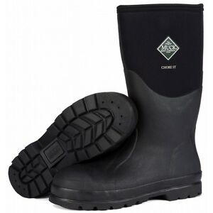 CHS-000A-Muck-Boot-Steel-Toe-Hi-Cut-Chore-Boot-Mens-Women-Sizes-Free-Shipping