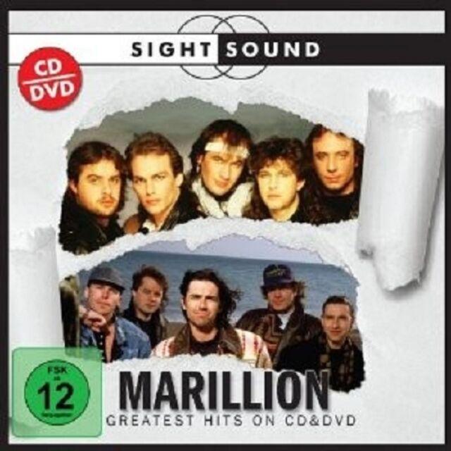 "MARILLION ""SIGHT & SOUND""  CD+DVD NEU"
