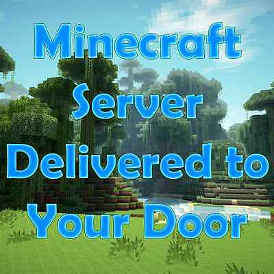 Ready To Go Minecraft Bukkit Server Software For Windows 7  8  8 1  And 10