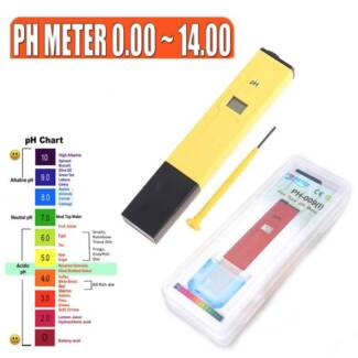 DIGITAL PH METER TESTER for POOL SPA AQUARIUM WINE Water Tester Morley Bayswater Area Preview