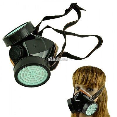 Hot Spray Respirator Gassafety Anti-dust Chemical Paint Spray Safe Mask Effu