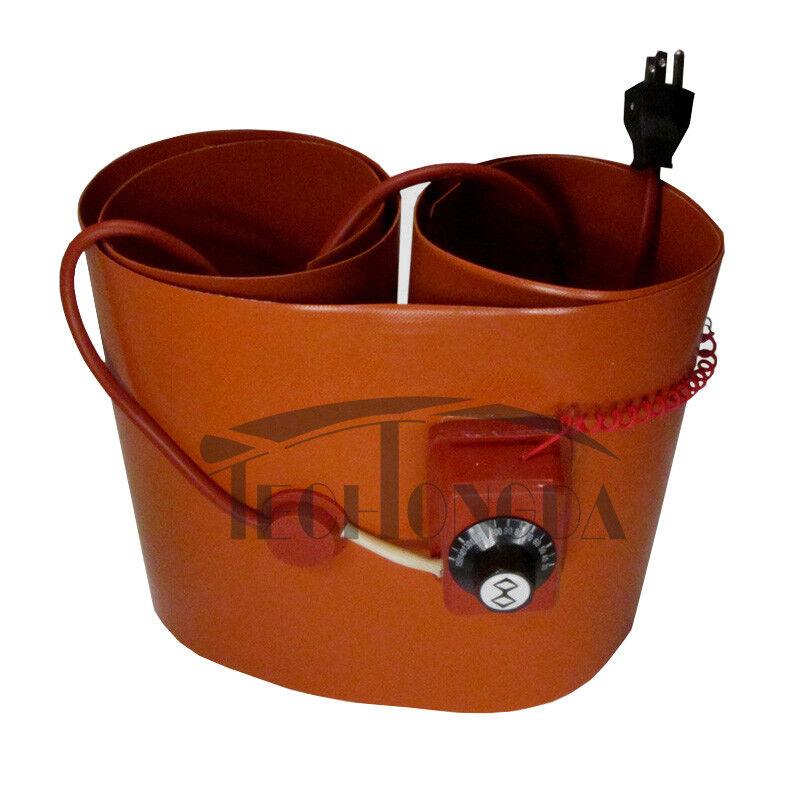 Temperature Control Oil Tank Drum Barrel Band Heater Differe