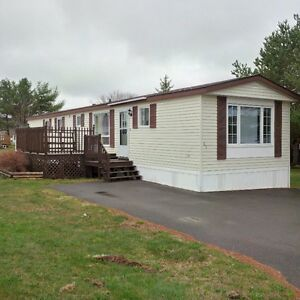 Great deal-mini home 4 sale in Brookview Park, Sussex Corner NB