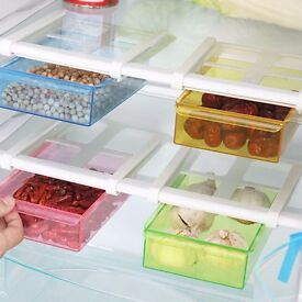 space saver fridge storage