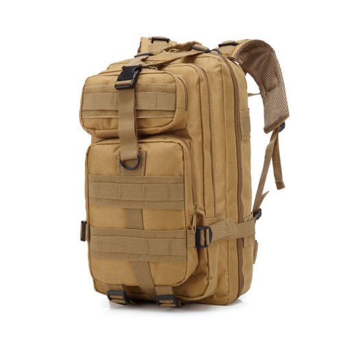 New Tactical Range Bag Pistol Shooters Backpack for Hand Gun Shooting 2-4 Double