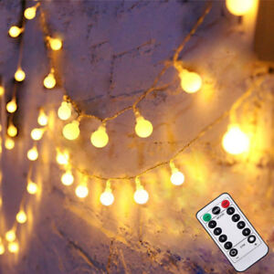 LED Fairy String Lights with【 Remote& Timer】BRANDNEW & UNOPENED