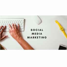 Social Media Marketing/Management - Instagram, Facebook Growth, SEO Website Traffic and Facebook Ads