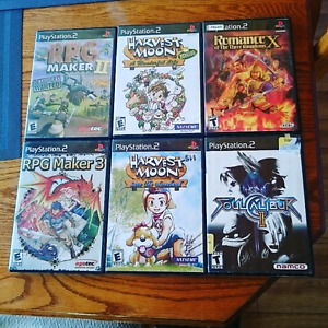 Great ps2 games !