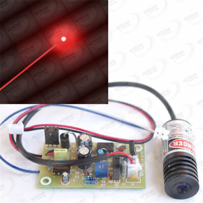 150mw 650nm 660nm Red Dot Focusable Diode Laser Module W 5v Ttl Control 1845