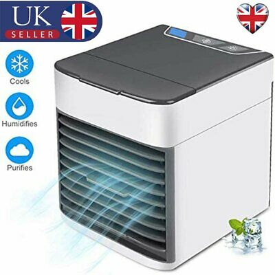 Air Cooler Portable Air Conditioner Humidifier Purifier Cooler Fan Office Home
