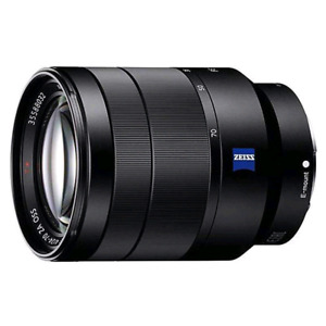 sony fe 24-70mm f4 with filter