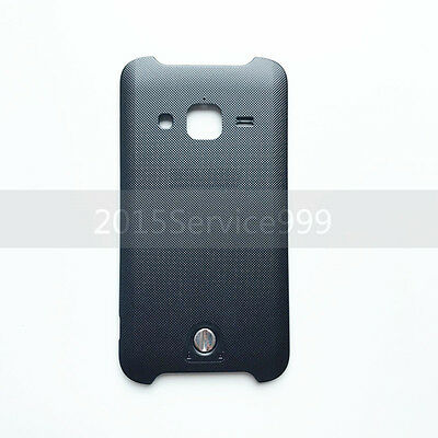OEM Battery Door Cover Back Cover For Samsung Galaxy Rugby Pro I547 Black for sale  Shipping to Canada