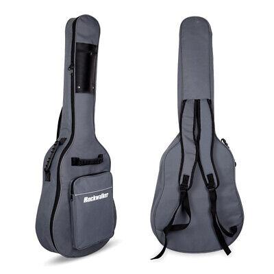 Acoustic Classcial Guitar Gig Bag Bakpack Double Dual Straps Anti-scratch Cover