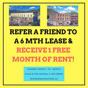 Month - to - month lease