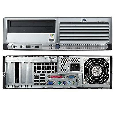 HP Compaq DC7700 Intel Core 2 Duo 1800 MHz 500Gig HDD 4096mb DVD/CDRW Windows 7  ()