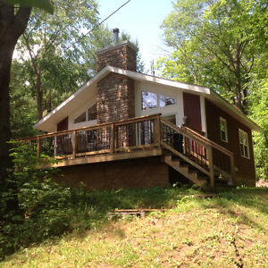 New Cottage for rent - 30 min from Ottawa, McGregor Lake, Que