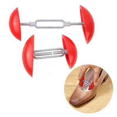Plastic Mini Shoe Trees Stretcher Mens Ladies Adjustable Width Shaper Expander