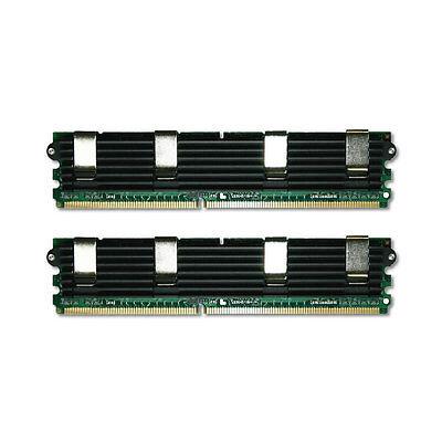 4GB Kit (2x2GB) DDR2 667MHz ECC Fully Buffered DIMM for 2006, 2007 Apple Mac Pro
