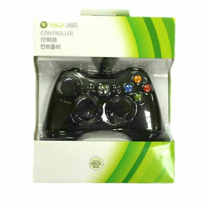 Wired Game Controller USB Gamepad compatible with PC Windows Microsoft Xbox 360