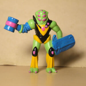 "1991 MUCK MASTER  figure ""Trash Bag Bunch Trashors by Galoob"""