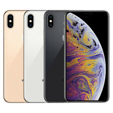 Apple iPhone XS Max 64GB Factory Unlocked 4G LTE iOS 12MP Camera Smartphone