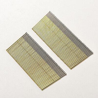 100pcs P100-e2 Dia 1.36mm 180g Spring Test Probe Pogo Pin Gx
