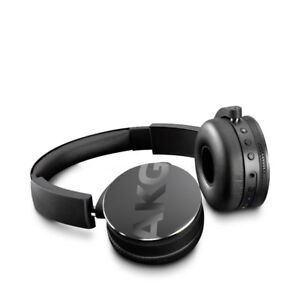 AKG Y50BT On-Ear Bluetooth Headphones BNIB