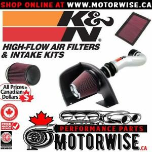 K&N Cold Air Intakes & Filters | Free Shipping & Ready to Ship | Shop & Order K&N Online at www.motorwise.ca