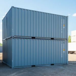 20FT SHIPPING CONTAINERS FOR SALE (NEW & USED)