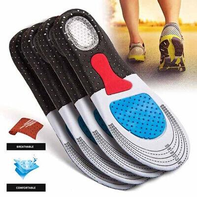 Einlegesohlen Gel Sport Fersensporn Orthopädische Schuh Einlage Größe 40 bis