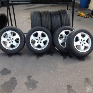 Mag et pneu 215/55/r16