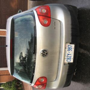 2009 VW RABBIT 2,5 L