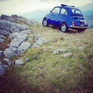 Classic FIAT 500 direct from Italy.