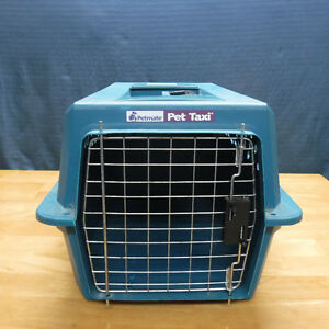 Cat Carrier, New Litter Box, Scratch Post, Self-Groomer