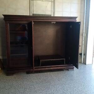 Commode pour télévision / Furniture to hide TV Gatineau Ottawa / Gatineau Area image 5