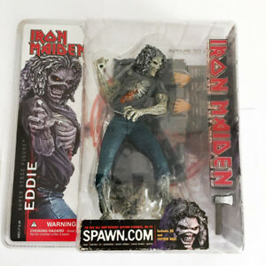 McFarlane Iron Maiden Killers Eddie Action Figure