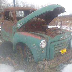 50s Chevy and GMC 1 and 2 Ton Trucks