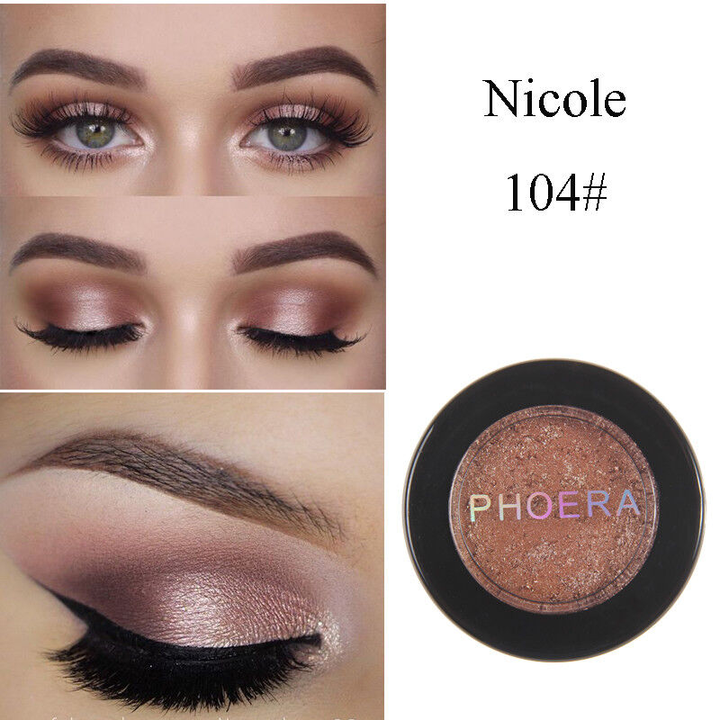 24 Colors Natural Matte Eyeshadow Glitter Makeup Cosmetic Beauty Palette Set Kit
