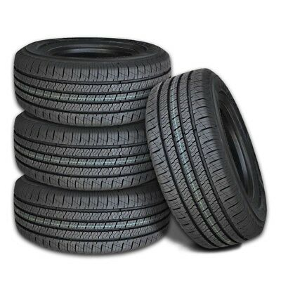 4 X New Lexani LXHT 206 P24565R17 105T All Season Performance Tires