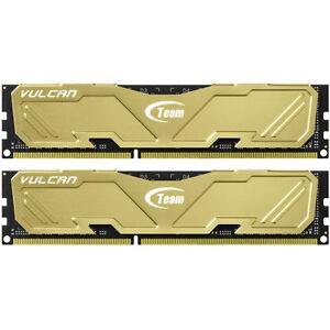 Team Group Vulcan oro 8GB (2 X 4GB) DDR3 1600MHZ...