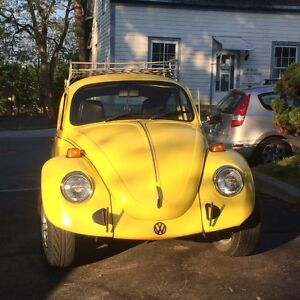 1975 VW Beetle ( Sunny ) for sale
